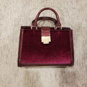 NWT Velvet handbag (DUNE London)